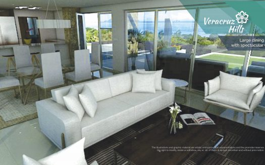 VeracruzHills-DiningRoom-Houses300M2-PanamaCity