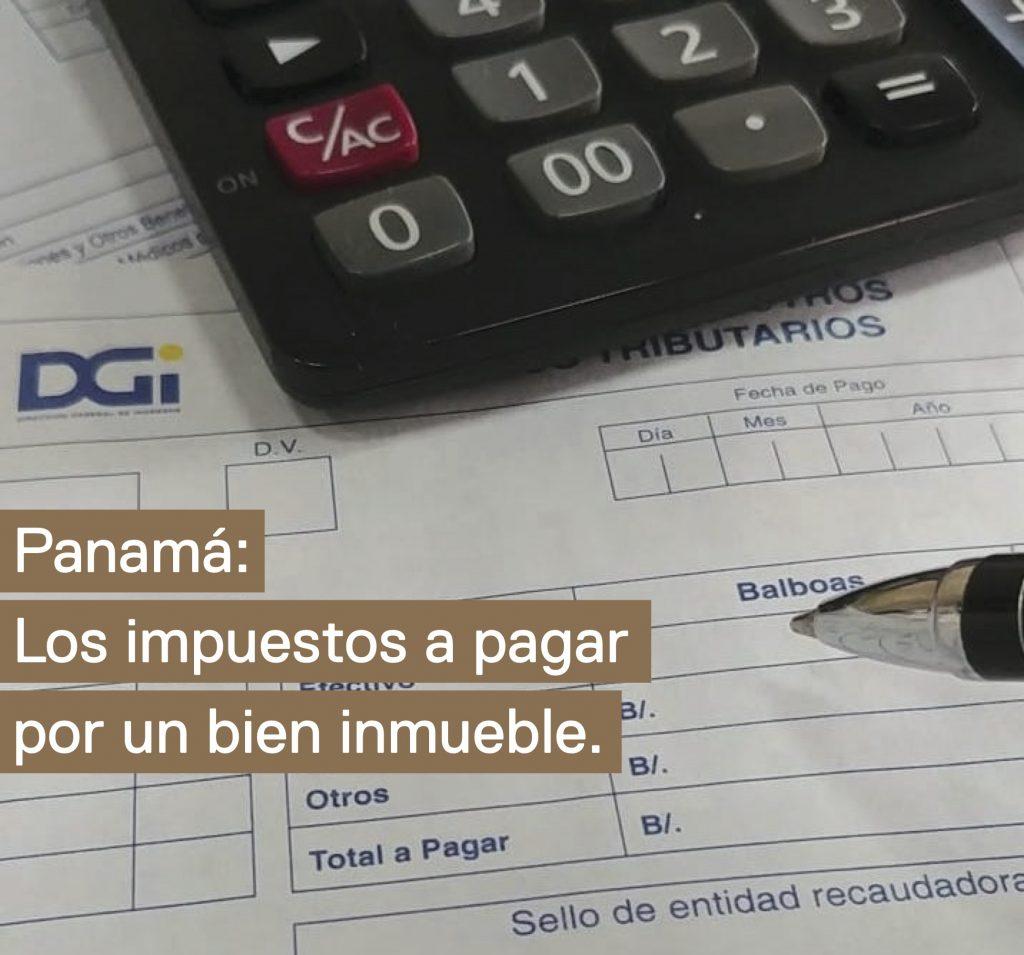 Impuestos-BienesInmuebles-Panama